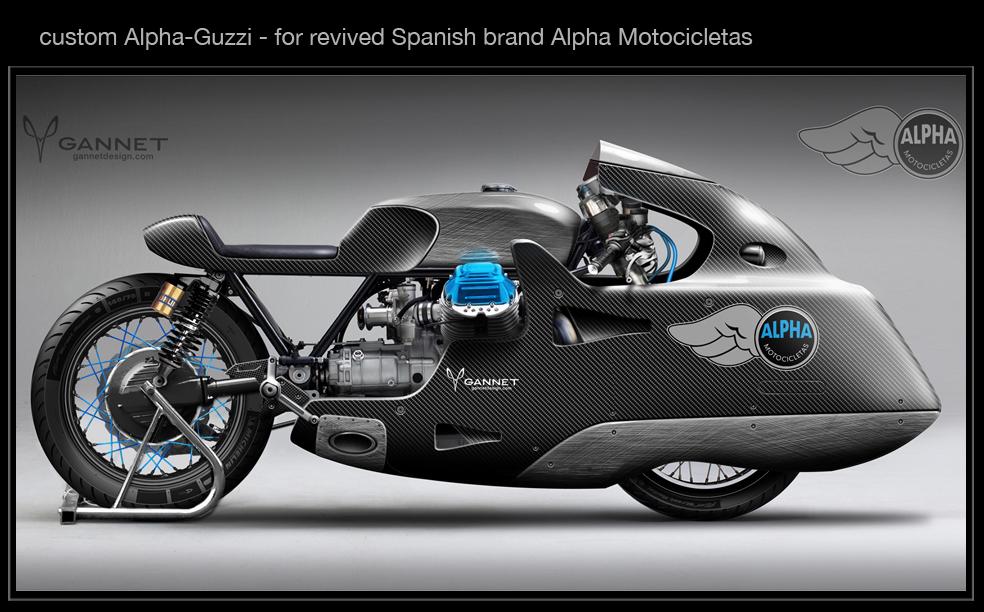 Alpha Guzzi web
