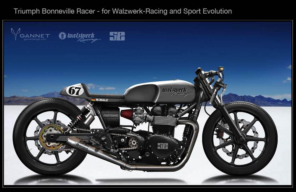 Bonneville Racer web