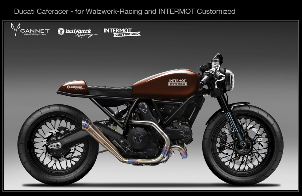 Caferacer web