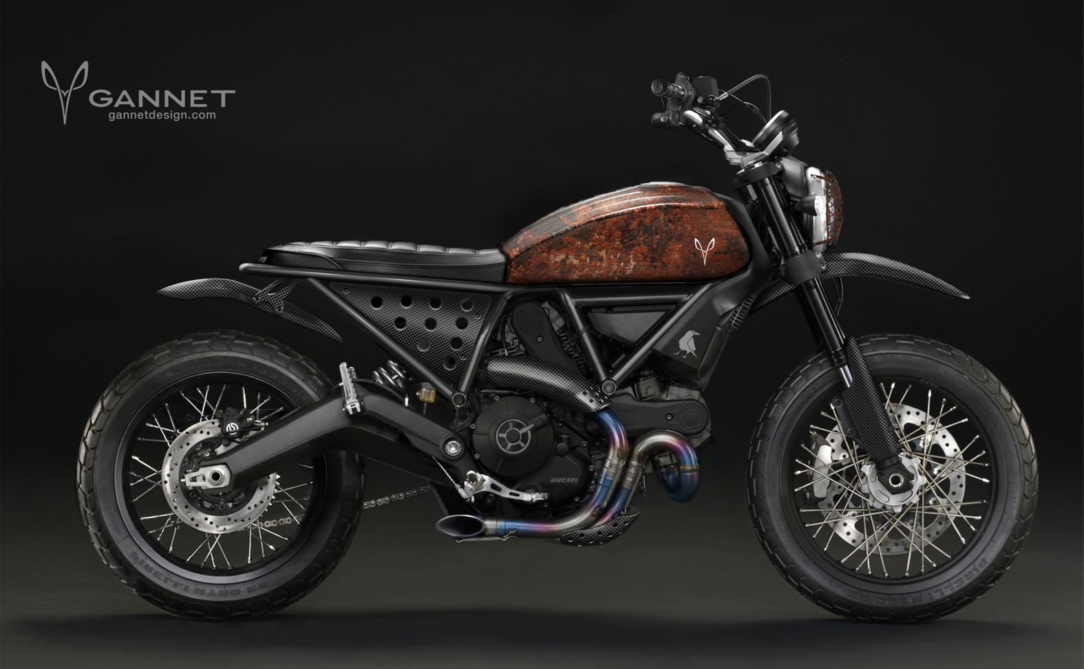 Ducati Gannet Design Ktm Duke 2 Wiring Diagram Scrambler 1web