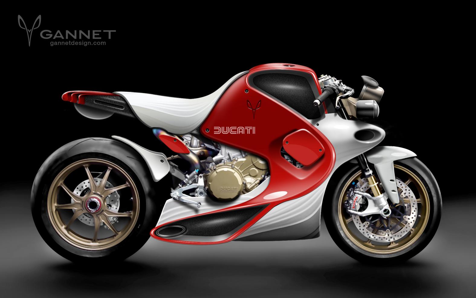 Ducati – GANNET Design